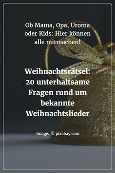 These 20 entertaining quiz questions about German (and international) Christmas … - DIY Christmas Decoration Christmas Trends, Christmas Carol, Christmas Inspiration, Winter Christmas, Christmas Presents, Christmas Holidays, Merry Christmas, Fun Quiz Questions, Holiday Meme
