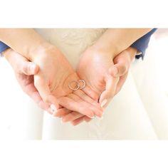 結婚指輪を使って撮るウェディングフォト・前撮りの写真撮り方 | marry[マリー]
