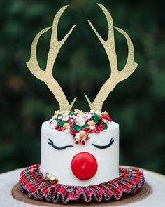 84 Likes, 11 Comments - LLK l Cakery Designer Call Her, Shakespeare, Reindeer, Ads, Touch, Seasons, Unique, How To Make, Instagram