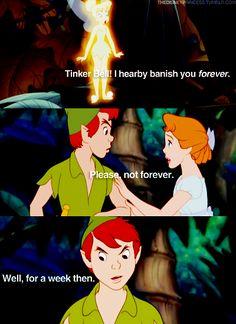 the disney princess (wendy,peter pan,tinkerbell) Disney And Dreamworks, Disney Pixar, Walt Disney, Disney Characters, Disney Love, Disney Magic, Ghibli, Disney Peter Pan, Pan Photo