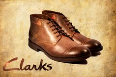 Clarks Shoes: you can't have one without the other