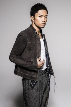 GENERATIONS from EXILE TRIBE 数原龍友 Ryuto Kazuhara