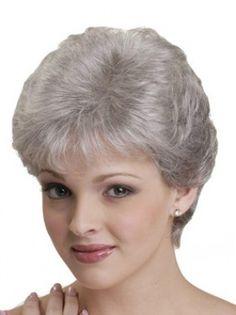 Grey Wigs