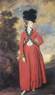 Sir Joshua Reynolds, Lady Worsley, 1776
