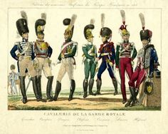 Tableaus des Nouveaux Uniformes des troupes Francaises en 1816.  British Museum.  I was hoping to post uniforms today, but as you might imagine they aren't prevalent in Fashion Plates.  So we may have a few non-fashion plates today.
