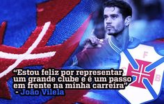 #Reforços - João Vilela