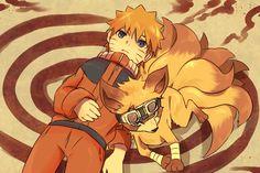 Naruto Uzumaki & Kurama