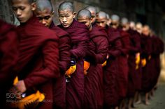 Bagan by alessandrobergamini