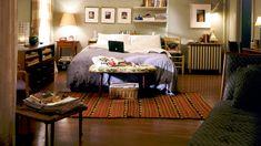 Carrie Bradshaw bedroom
