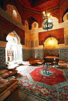 40 Amazing Moroccan riads designs - The Grey Home