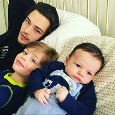 Father's day is coming ☺ #16June #Fathersday #chicolachowski #FranciscoLachowski  i love his lips