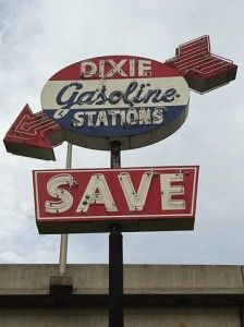 The Rich History of Gas Stations in America - Petro LED Signs Blog #gasstationsign #ledsign #gaspricesign http://blog.petroledsigns.com/gas-news/rich-history-gas-stations-america/