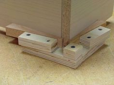 Wood Corner Clamps - by NickyP @ LumberJocks.com ~ woodworking community