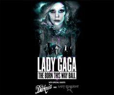 """Lady Gaga ger extra konsert i Stockholm med """"Born This Way Ball""""-turnén  http://kulturbloggen.com/?p=53294"""