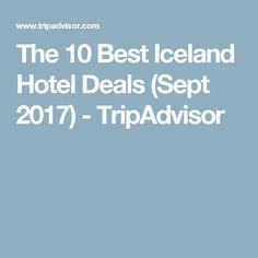 The 10 Best Iceland Hotel Deals (Sept 2017) - TripAdvisor