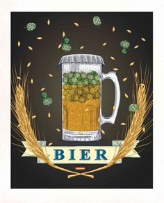 LA CERVEZA CLÁSICA ALEMANA - EN E128 - Set. 2015 Ale, Beer
