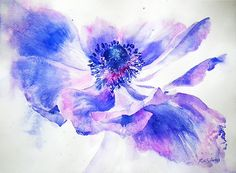 """""""Blueberry Fizz"""" by Ruth S Harris 