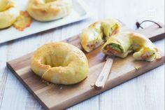 Ricetta Ciambelle salate veloci - La Ricetta di GialloZafferano