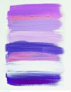 Purple •~• shades of paint