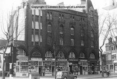 Surrey Lodge Dwellings, Kennington Road, Lambeth 1969