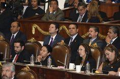 El mandatario michoacano saludó a su homólogo y celebró que Michoacán y la Ciudad de México hayan logrado trabajos hermanados como los convenios para el programa Un Comienzo DIFerente y ...