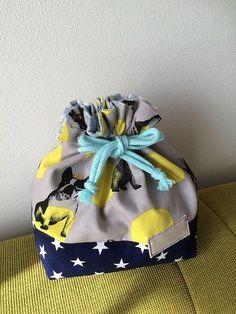 幼稚園に!ハンドメイドお弁当袋の作り方。簡単&切り替えの2種紹介 | 春夏秋冬を楽しむブログ