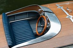 Bugbite is a 17 ft traditional was built in 2019 by Kevin Fitzke to the original and much-loved 1935 design by A. The plans for Apel's design were Wooden Speed Boats, Wooden Boats, Yacht Design, Boat Design, Small Yachts, Boat Restoration, Wood Boat Plans, Boat Projects, Vintage Boats