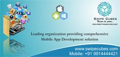 📲 Leading #MobileDevelopmentCompany in #Chandigarh  @swipecubessofts  development team has appreciable expertise in developing applications using the IOS SDK, Android SDK, Adobe AIR and HTML5 app platforms.