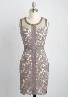 Sheath in Love Dress