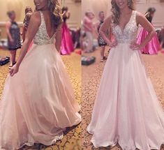 Charming Prom Dress,Sleeveless Sexy Backless Evening Dress,Formal Gown,Long