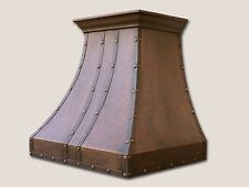 Signature Copper Range Hood by World CopperSmith