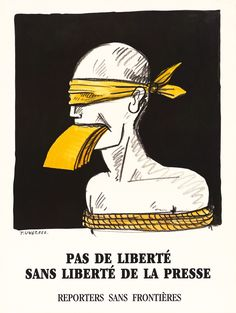 Tomi-ungerer-its-nice-that-liberty-of-the-press-poster