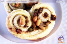 Girelle al pistacchio di Bronte   ricetta facile e veloce