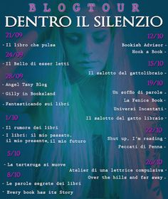 """Il Salotto del Gatto Libraio: BLOGTOUR """"DENTRO IL SILENZIO"""" DI BEIRA RAVEN"""