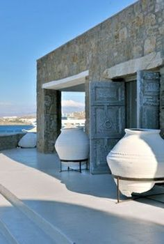 I just love this hotel in Mykonos/Greece!