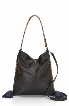 Rebecca Minkoff Chase Convertible Leather Hobo