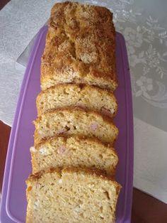 Αλμυρό κέικ !! ~ ΜΑΓΕΙΡΙΚΗ ΚΑΙ ΣΥΝΤΑΓΕΣ Banana Bread, Desserts, Food, Tailgate Desserts, Deserts, Essen, Postres, Meals, Dessert