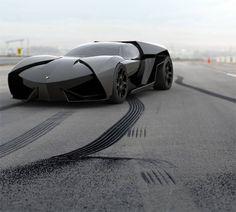Lamborghini Ankonian Concept auto-transport