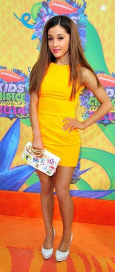 KIDS CHOICE AWARDS 2014 – Ariana Grande