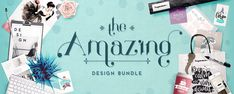 #ad This is an amazing design bundle, a must see!