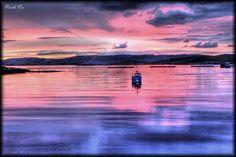 North Voe Whalsay by Ivan Reid, via Flickr