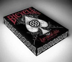 bicycle cards-karnival elite