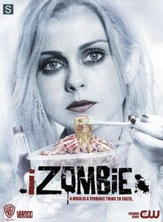 Another iZombie tv show poster