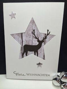 Papier und mehr Etwas rustikal … – wood – Source by Chrismas Cards, Christmas Cards 2018, Christmas Crafts, Paper Cards, Diy Cards, Card Making Inspiration, Making Ideas, Winter Karten, Star Cards