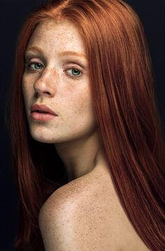Red Hair - Rote Haare