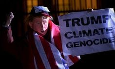 Trump begins tearing up Obama's years of progress on tackling climate change | US news | The Guardian