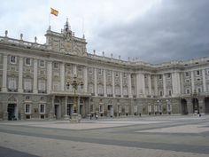 Palacio Real De Madrid #Madrid #Spain