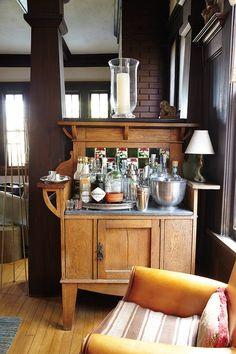 craftsman home furniture. tour of a craftsman home in atlanta ga furniture