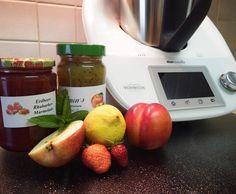 Rezept Marmelade ohne Gelierzucker von heckentaler1 - Rezept der Kategorie Grundrezepte