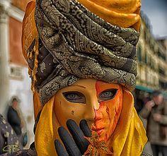 Carnevale by lapococa on Carnival Of Venice, Carnival Masks, Ash Wednesday, Venetian Masks, Lent, Favorite Color, Colour, Orange, Photography